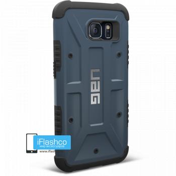 Чехол Urban Armor Gear Aero для Samsung Galaxy S6 синий