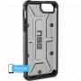 Чехол Urban Armor Gear Ash для iPhone 5 / 5S / SE черный прозрачный