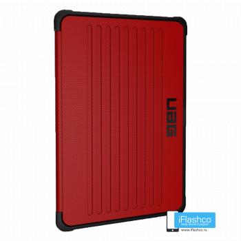 Чехол Urban Armor Gear Metropolis Magma для iPad красный