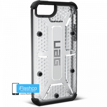 Чехол Urban Armor Gear Maverick для iPhone 5C прозрачный