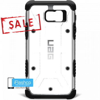 Чехол Urban Armor Gear Maverick для Samsung Galaxy Note 5 прозрачный