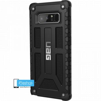 Чехол Urban Armor Gear Monarch Black для Samsung Galaxy Note 8