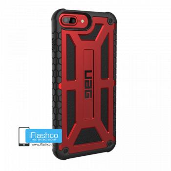 Чехол Urban Armor Gear Monarch Crimson для iPhone 7 Plus / 8 Plus