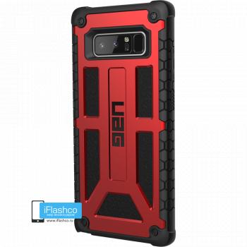 Чехол Urban Armor Gear Monarch Crimson для Samsung Galaxy Note 8