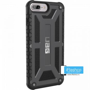 Чехол Urban Armor Gear Monarch Graphite для iPhone 7 Plus / 8 Plus