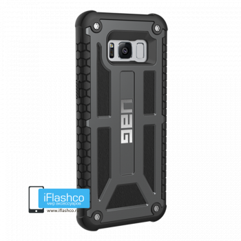Чехол Urban Armor Gear Monarch Graphite для Samsung Galaxy S8