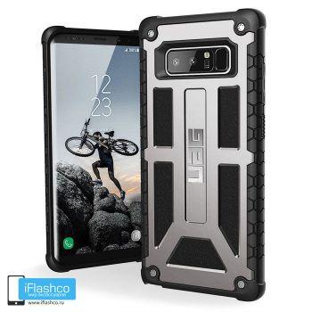 Чехол Urban Armor Gear Monarch Platinum для Samsung Galaxy Note 8
