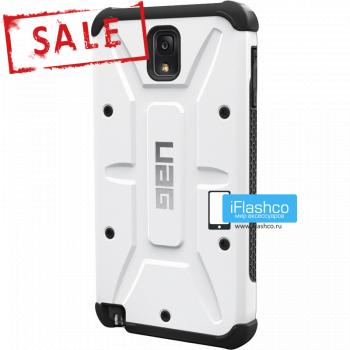 Чехол Urban Armor Gear Navigator для Samsung Galaxy Note 3 белый
