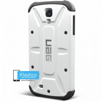 Чехол Urban Armor Gear Navigator для Samsung Galaxy S4 белый