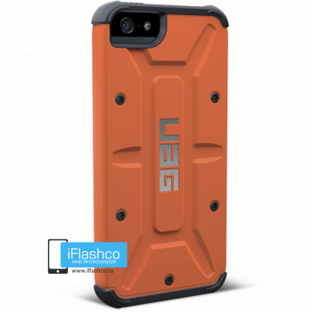 Чехол Urban Armor Gear Outland для iPhone 5C оранжевый