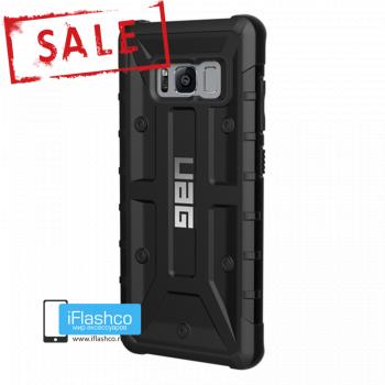 Чехол Urban Armor Gear Pathfinder Black для Samsung Galaxy S8 черный
