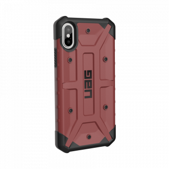 Чехол Urban Armor Gear Pathfinder Carmine для iPhone X/XS