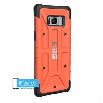 Чехол Urban Armor Gear Pathfinder Rust для Samsung Galaxy S8+ оранжевый