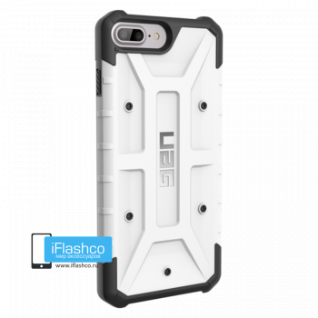 Чехол Urban Armor Gear Pathfinder White для iPhone 7 Plus / 8 Plus белый