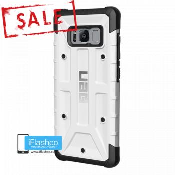 Чехол Urban Armor Gear Pathfinder White для Samsung Galaxy S8 белый