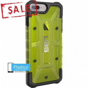 Чехол Urban Armor Gear Plasma Citron для iPhone 7 Plus / 8 Plus зеленый прозрачный