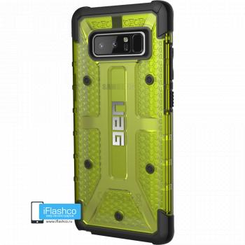 Чехол Urban Armor Gear Plasma Citron для Samsung Galaxy Note 8