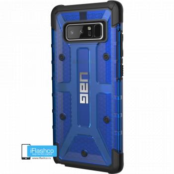 Чехол Urban Armor Gear Plasma Cobalt для Samsung Galaxy Note 8