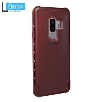 Чехол Urban Armor Gear Plyo Crimson для Samsung Galaxy S9+