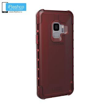 Чехол Urban Armor Gear Plyo Crimson для Samsung Galaxy S9