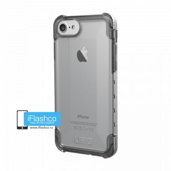Чехол Urban Armor Gear Plyo Ice для iPhone 6 / 6s прозрачный