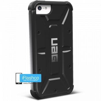 Чехол Urban Armor Gear Scout для iPhone 5C черный