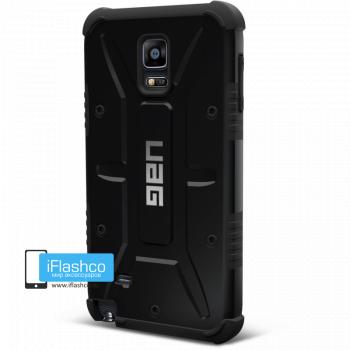 Чехол Urban Armor Gear Scout для Samsung Galaxy Note 4 черный