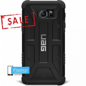 Чехол Urban Armor Gear Scout для Samsung Galaxy Note 5 черный