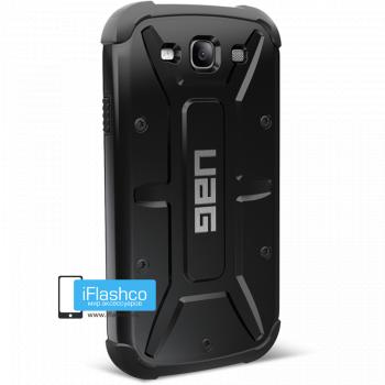 Чехол Urban Armor Gear Scout для Samsung Galaxy S3 черный