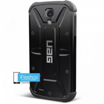 Чехол Urban Armor Gear Scout для Samsung Galaxy S4 черный
