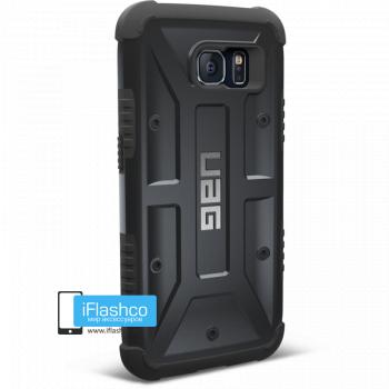 Чехол Urban Armor Gear Scout для Samsung Galaxy S6 черный