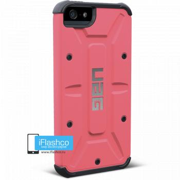 Чехол Urban Armor Gear Valkyrie для iPhone 5C розовый