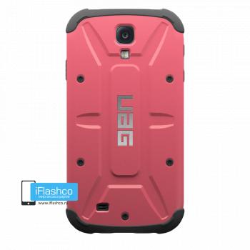 Чехол Urban Armor Gear Valkyrie для Samsung Galaxy S4 розовый