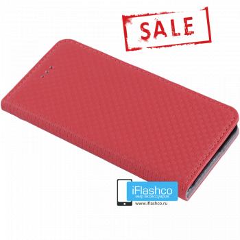 Чехол Vins Book для iPhone 6 красный