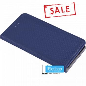 Чехол Vins Book для iPhone 6 синий