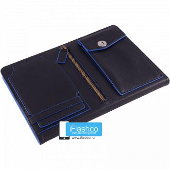 Чехол Vins iBook для iPad Air синий
