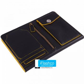 Чехол Vins iBook для iPad Air желтый