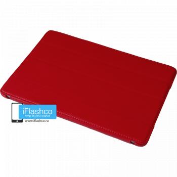 Чехол Vins Smart Case для iPad Air красный