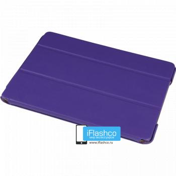 Чехол Vins Smart Case premium для iPad Air фиолетовый