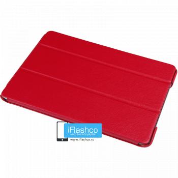 Чехол Vins Smart Case premium для iPad Air красный