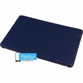 Чехол Vins Smart Case premium для iPad Air темно-синий