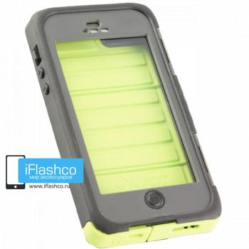 Чехол влагостойкий OtterBox Armor iPhone 5 / 5S зеленый