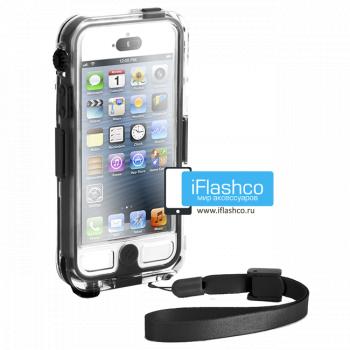Чехол водонепроницаемый Griffin Survivor + Catalyst для iPhone 5 / 5S черный