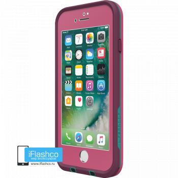 Чехол водонепроницаемый Lifeproof fre для iPhone 7 / 8 Twilights Edge Purple