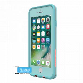 Чехол водонепроницаемый Lifeproof fre для iPhone 7 / 8 Wipeout