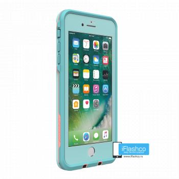 Чехол водонепроницаемый Lifeproof fre для iPhone 7 Plus / 8 Plus Wipeout