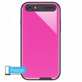Чехол водонепроницаемый Lunatik Aquatik для iPhone 6 / 6s розовый