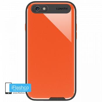 Чехол водонепроницаемый Lunatik Aquatik для iPhone 6 Plus / 6s Plus оранжевый