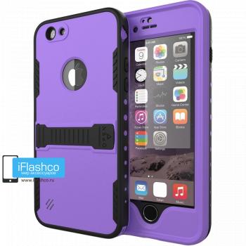 Чехол водонепроницаемый Redpepper для iPhone 6 / 6s фиолетовый
