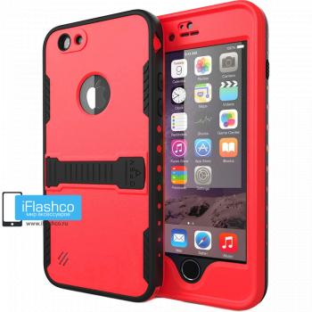 Чехол водонепроницаемый Redpepper для iPhone 6 / 6s красный